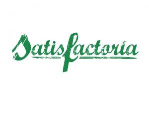 satisfactoria