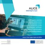 A.L.I.C.E. PROYECTO EUROPEO DE ANIMACIÓN
